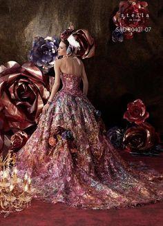 #amazing #costume #glitter