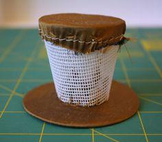 Madeleine Rose Couture-Steampunk Hat Tutorial