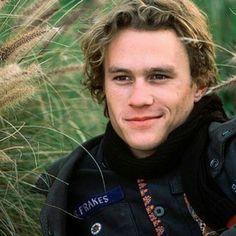 Heath my love Beautiful Boys, Pretty Boys, Beautiful People, Christopher Nolan, Perth, Heath Ledger Joker, Le Male, Joker And Harley, E 10