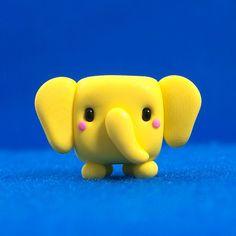 Kawaii Elephant Cube   Flickr - Photo Sharing!