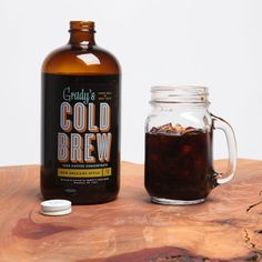 Grady's Cold Brew coffee... would love to try this!