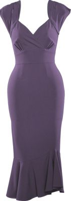 AGM? rockabilly dress in Eggplant, Sweetheart Neckline - Stop Staring! Clothing