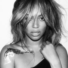 Beyoncé Launches Flash Tatoos