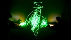 """Light painting is the art of painting with light. This is something which anyone can do with a DSLR. Even if you don't consider yourself as a """"photographer"""", you can still do this because this has nothing to do with Photoshop or pricey DSLRs. It's pure science of photography. Here are some examples of light"""
