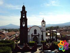 MICHOACÁN MÁGICO. Escape de la rutina y los tumultos y visite Panindícuaro en Michoacán. Este tranquilo y pintoresco pueblo tiene para usted la mejor gastronomía michoacana, las artesanías más bellas elaboradas con fibras vegetales y también dos balnearios para divertirse en compañía de su familia. Michoacán mágico le invita a vivir un día relajado en Panindícuaro. HOTEL VILLAMONTAÑA http://www.villamontaña.com.mx