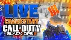 Kuda Is BAE! - Bo3 TDM | Live Commentary [008] - Black Ops 3