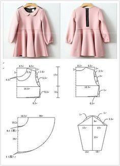 talla 4 vestido en tejido sintético