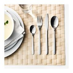 l'd love to get some matching cutlery, and at $7.99 a set, I think two sets would be perfect!