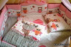 Мягкий текстиль в детской