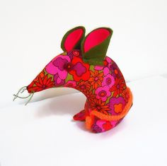 FUNKY 70s Pink Retro Mouse  £9.00