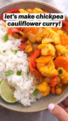 Vegan Recipes Easy, Indian Food Recipes, Healthy Dinner Recipes, Whole Food Recipes, Vegetarian Recipes, Vegan Meal Prep, Healthy Cooking, Healthy Eating, Cooking Recipes