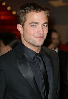 My! My! Mr. Pattinson Aren't you just the sweetest thing???