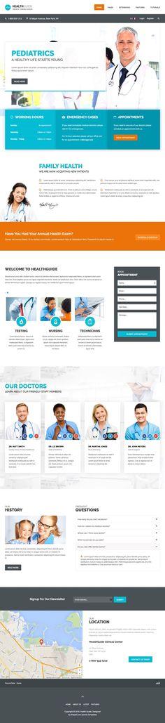 IT Community 3 Joomla #JomSocial Template - wwwtemplates4all - health history template