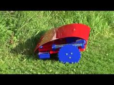 (75) 3d printed robotic lawn mower with arduino - YouTube