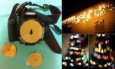 Магазин деревянных букв, скрапбукинга и подарков - Новогодний трюк для фотографов