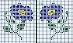 Cross Stitch Bookmarks, Mini Cross Stitch, Cross Stitch Cards, Cross Stitch Rose, Cross Stitching, Cross Stitch Embroidery, Cross Stitch Designs, Cross Stitch Patterns, Cross Stitch Beginner
