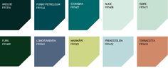 Årets farge 2014 Longyearbyen, Terracotta, Bar Chart, Nostalgia, Alice, Terra Cotta