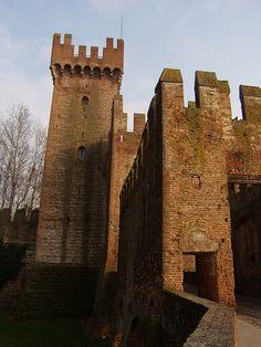 Rocca degli Alberi a Montagnana