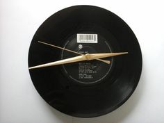 "Jimmy nail- ain't no doubt     7"" vinyl record clock  £6.99"
