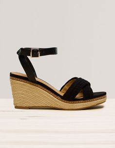 Zapato Cuña Tejido combinado - España - Islas Canarias