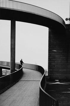 jonasgrossmann:  karl hugo schmölz… brücke in düsseldorf, 1963 @ lempertz