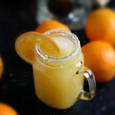 Orange-Vanilla Margarita by girlichef