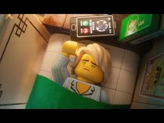 M.A.A.C.   –  Trailer For THE LEGO NINJAGO MOVIE Featuring The Voice Of JACKIE CHAN