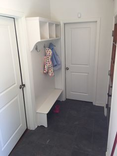 Supply Room, Organizing, Organization, Mudroom, Storage Spaces, Design Projects, Laundry Room, Closet, Furniture