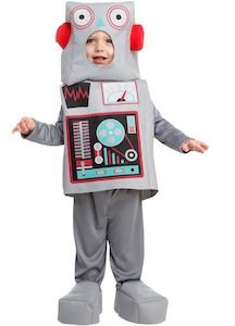Child's Robot Costume.