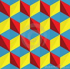 Geometrisch, Geometrische vormen zijn alle vormen, die je met behulp van passer en liniaal kunt construeren.