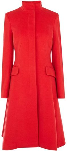 Coast Red Coat - Coat Nj