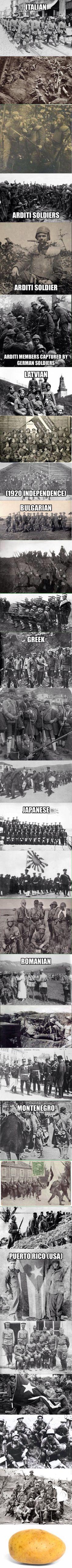 Armies of WW1 part 3