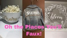 Here are some examples of the different places where you can create Faux Calligraphy. In June 2019 I will have a course on Skillshare called Fabulous Faux Ca. Beautiful Lettering, Hand Lettering, Calligraphy, Places, Lettering, Handwriting, Calligraphy Art, Hand Drawn Type, Hand Type