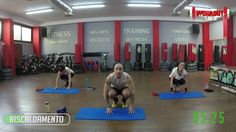 Fitwork - Total Body Italian Workout - Livello 3