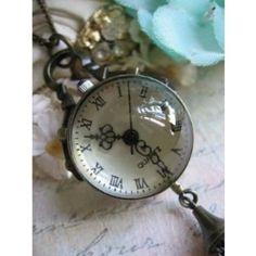 Pendant Watch Necklace...