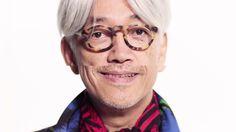 KENZO x H&M interview with campaign ambassador Ryuichi Sakamoto
