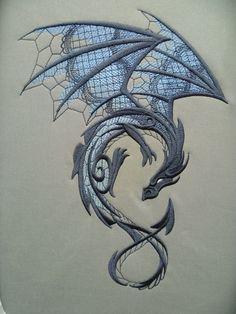 - - dragon tattoo for women Shadow Dragon Jacket. Blue Dragon Tattoo, Chinese Dragon Tattoos, Dragon Tattoo For Women, Dragon Tattoo Designs, Tribal Tattoos, Cool Tattoos, Wie Zeichnet Man Manga, Gargoyle Tattoo, Molecule Tattoo