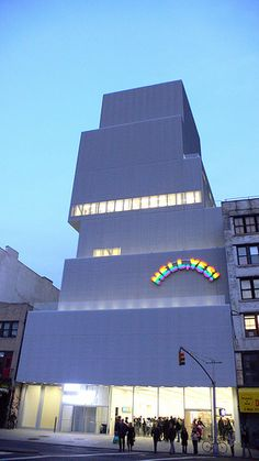 The New Museum of Contemporary Art / New York@Museum