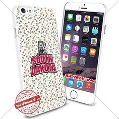 New iPhone 6 Case South Dakota Coyotes Logo NCAA #1536 White Smartphone Case Cover Collector TPU Rubber [Anchor] SURIYAN http://www.amazon.com/dp/B01504C14I/ref=cm_sw_r_pi_dp_BLIzwb17G9RM0