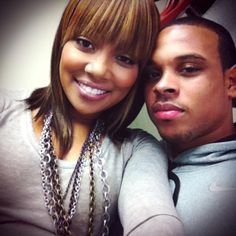 Singer Monica Brown loves being married to Shannon Brown!