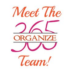 Meet The Organize 365 Team!