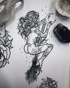 Tattoo Ideas Pin Up Girl Tattoo, Pin Up Tattoos, Love Tattoos, Beautiful Tattoos, Body Art Tattoos, Small Tattoos, Gypsy Tattoos, Tatoos, Creepy Tattoos
