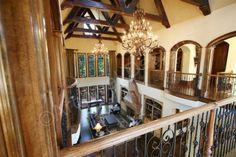 Corrineaux Estate House Plan - Corrineaux House Plan Interior - Archival Designs