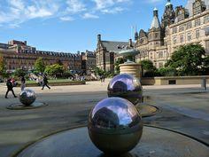 Peace Gardens, Sheffield home