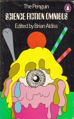 DESIGNER: David Pelham    ILLUSTRATOR: David Pelham    PUBLISHED: 1973    COLLECTION: Science Fiction