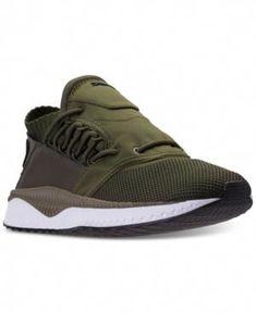 Puma Men s Tsugi Shinsei Casual Sneakers from Finish Line - Green 9 6fa4f708b