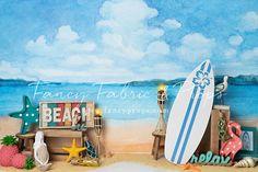 Fabric Backdrop, Beach Backdrop, Backdrop Stand, Pool Party Kids, Hawaiian Party Decorations, Aloha Party, Photo Zone, Photo Corners, Hotel Decor