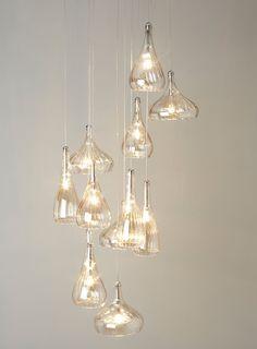 Carrara 12 Light Ceiling Pendant - ceiling lights - Lighting Event - Home, Lighting & Furniture- BHS