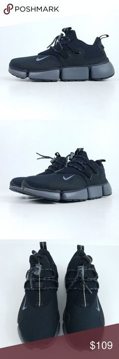 wholesale dealer 28431 f8ca9 NIKE Pocket Knife DM Mens Shoes Black Gray Product Name  Pocket Knife DM  Style Number