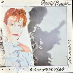 1980 ... Scary Monsters Bowie